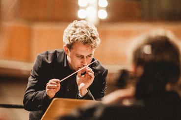 Unser Dirigent: Georg Ziegler